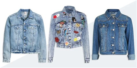 jaket guess 10 best denim jackets for fall 2018 classic blue
