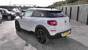 Mini Cooper Pack Chili : mini paceman 1 6 cooper d 3dr chili pack u5159 youtube ~ Medecine-chirurgie-esthetiques.com Avis de Voitures