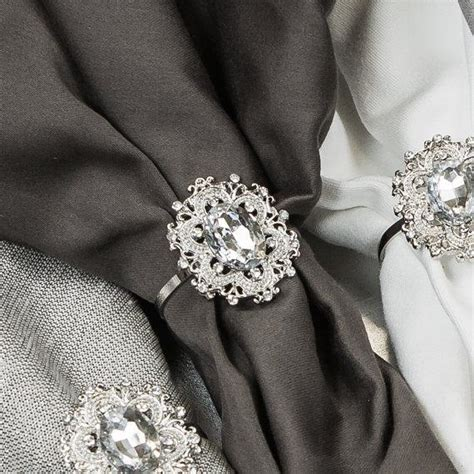 wholesale wedding napkin rings