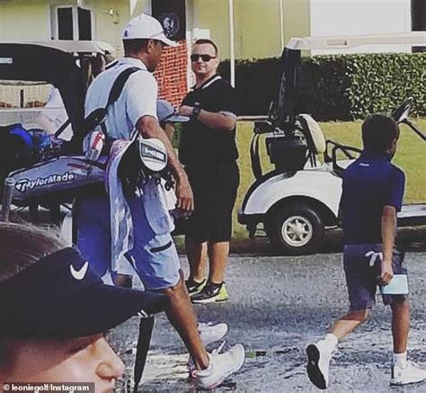 Tiger Woods Parents