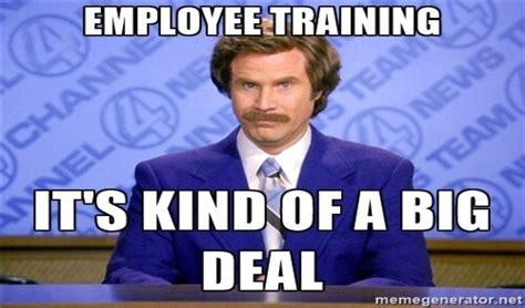 Work Training Meme - 20 surprising things that count as 20 off the job training recruiting times