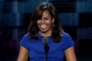 DNC 2016: Michelle Obama made a powerful statement with ...