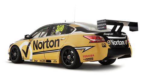 nissan altima v8 supercars revealed 1 of