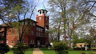 The Scopes Trial Museum & Rhea County Courthouse in Dayton ...