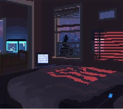 Anime 3am Digital Pixel Vaporwave Retro Gemerkt