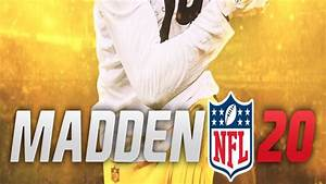 madden 20 cover athlete reveal coming before nfl draft