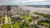 The Biggest Cities In Louisiana - WorldAtlas