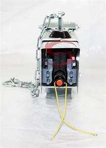 Titan    Dico Model 10 Disc Brake Actuator With Solenoid