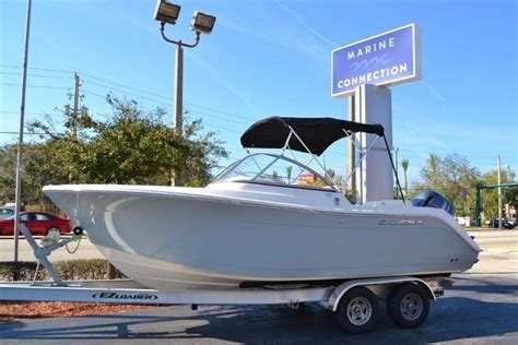 Cobia Boats Construction by New Cobia 220 Dual Console Boats For Sale In West Palm