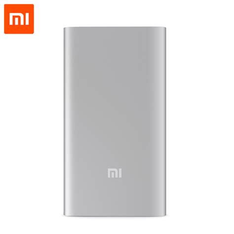 powerbank xiaomi 5000mah original original xiaomi power bank 5000mah mi portable charger