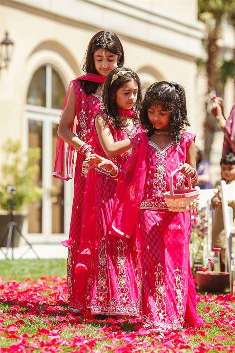 flower girls ring bearers wedding ceremony