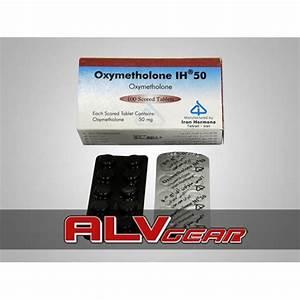 Buy Oxymetholone  Anadrol  50 Tablets 50 Mg Exp