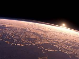 Kees Veenenbos' Amazing Mars Landscapes