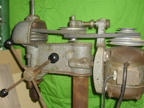walker turner drill press  marcfromny  lumberjocks