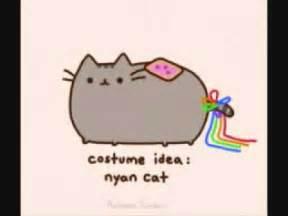 Pusheen Nyan Cat