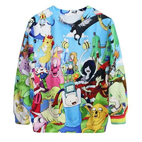 adventure sweater sweater adventure sweater finn the human jake the