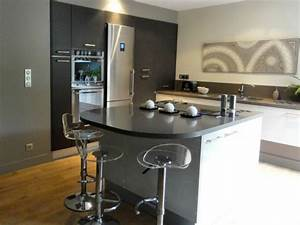 Ilot Central Pour Cuisine : meuble ilot central cuisine ~ Teatrodelosmanantiales.com Idées de Décoration