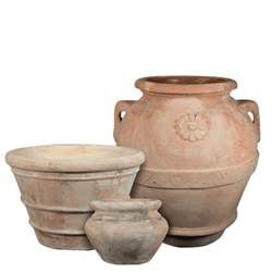 Large Terra Cotta Planters by Terracotta Planters From Italy For Sale In The Us Tuscan