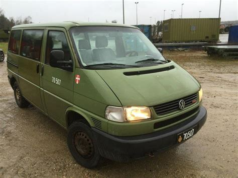 volkswagen syncro vw transporter 4x4 syncro equipment used by the army for