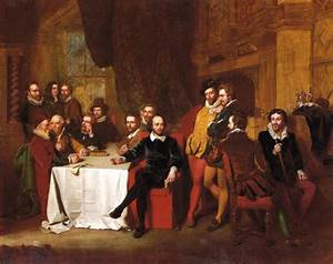 A sharer's feast: Shakespeare's birthday party 398 years ...