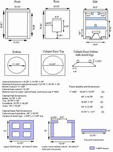 Looking For Bass Guitar Speaker Box Plans