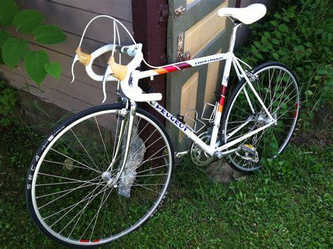 Peugeot Triathlon by Peugeot Triathlon 52 Cm Vintage Beaut For Sale