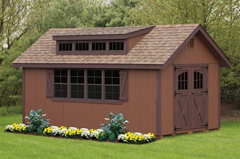 Sheds and Pool Houses from Middlebury Fence