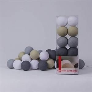 Cotton Balls Lichterkette : lichterkette von cotton ball lights connox ~ Eleganceandgraceweddings.com Haus und Dekorationen