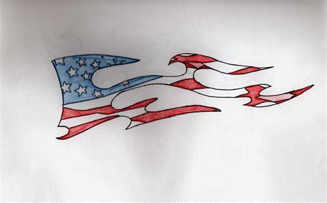 flag tattoo designs