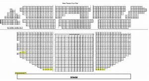 Nj State Theater New Brunswick Seating Chart State Theater Seating Chart Nice Houzz