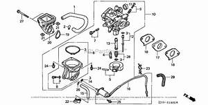 Wiring Diagram  27 Honda Gx620 Carburetor Diagram