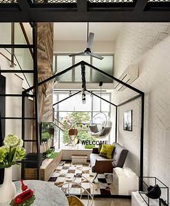 Small Loft House with Aesthetics Modern In Singapore