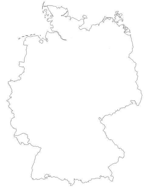 Allemagne : cartes et informations sur le pays