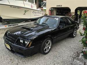 1982 Ford Mustang GT T-Top 5.0 Turbo for sale: photos, technical specifications, description