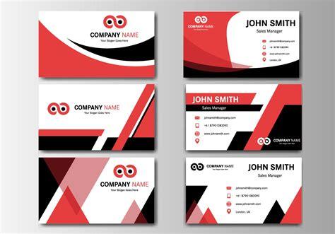 business red  card vector   vector art