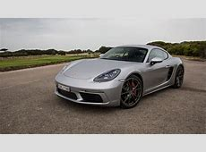 2018 Porsche 718 Cayman S NEW CAR YouTube