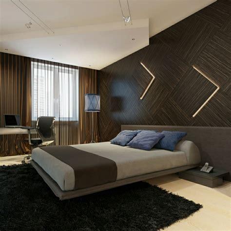 Schöne Schlafzimmer Len by Wandverkleidung Aus Holz 95 Fantastische Design Ideen