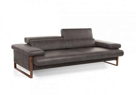 assise canapé canapé 2 5 places cuir design dreamline assises motorisées