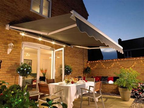 retractable window awnings canopies patio umbrellas gallery