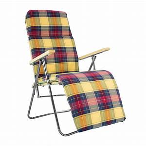 Fauteuil Relax De Jardin : fauteuil de jardin relax 5 positions jardin et saisons ~ Teatrodelosmanantiales.com Idées de Décoration