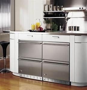 Refrigerateur Sous Plan De Travail : frigo tiroir sous plan de travail recherche google cuisine pinterest refrigerateur sous ~ Farleysfitness.com Idées de Décoration