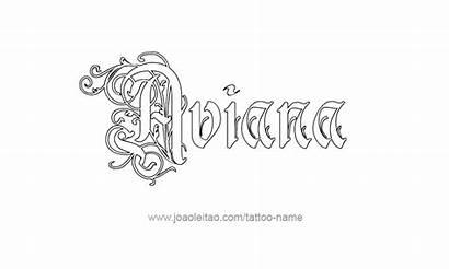Aviana Tattoo Designs