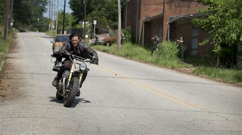 'walking Dead's' Jeffrey Dean Morgan, Norman Reedus Bond