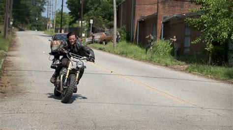 'walking Dead's' Jeffrey Dean Morgan, Norman Reedus Bond