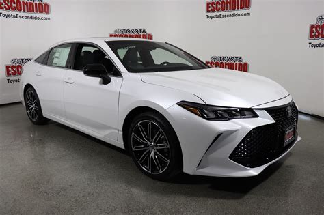 2019 Toyota Avalon Xse by New 2019 Toyota Avalon Xse 4dr Car In Escondido 1019448