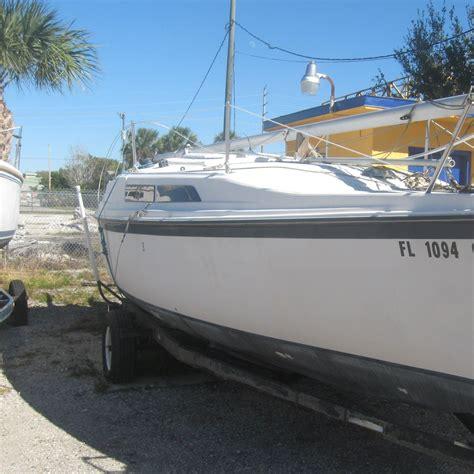 Boat Transport Punta Gorda Fl by 1991 Macgregor 26 Sailboat Sail Boat For Sale Www