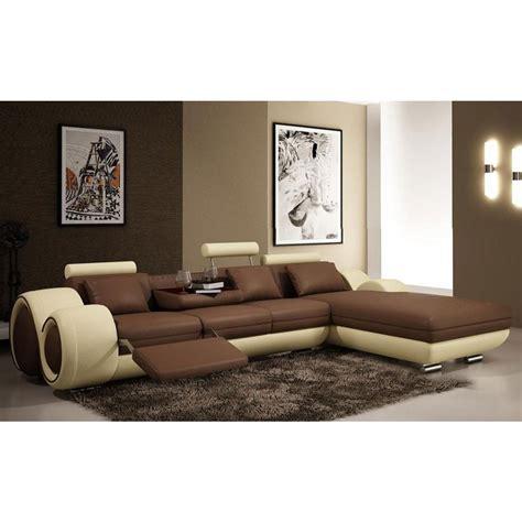 canape relaxation cuir canape en cuir relax maison design wiblia com