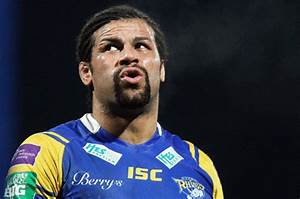 Rugby League: Leeds Rhinos star Ryan Bailey loves to be ...