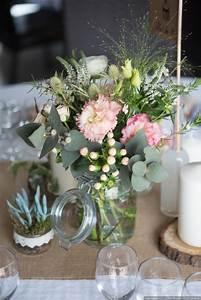 32 Ides De Centres De Table Avec Fleurs