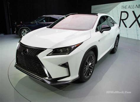 Lexus Rx Backgrounds by Redesigned 2016 Lexus Rx Hd Wallpapers Hd Backgrounds